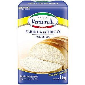 Farinha de Trigo Venturelli 1kg