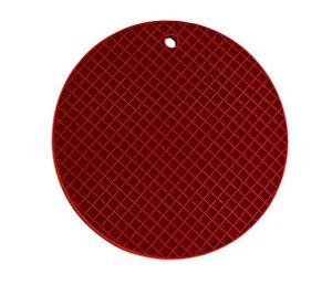 Descanso de Panela Silicone Redondo Yazi 18cm