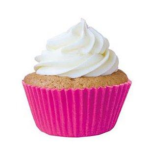 Forminha Mini Cupcake Pink Nº2 c/45 unid