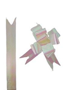 Laço Pronto Nacarado Laleti 28cm x 480mm c/10