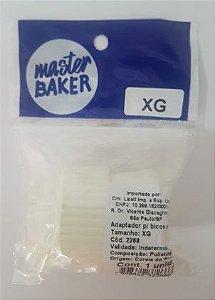 Adaptador p/ Bicos de Confeitaria Master Baker XG c/1