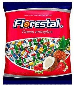 Bala de Fruta Sortida Florestal 600g