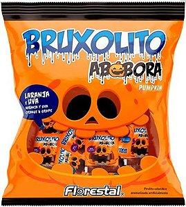 Pirulito Bruxolito Abobora Florestal  500g
