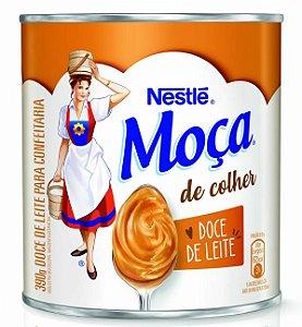 Doce de Leite de Colher Nestlé  Moça 390g