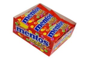 Pastilha Beats Fruit Mentos 360g