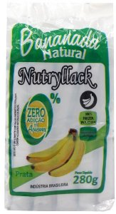 Bananada Natural Nutryllack 280g