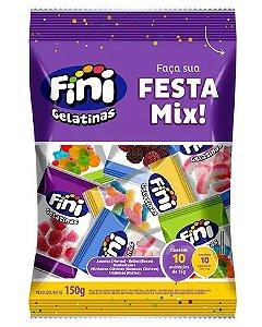 Gelatinas Festa Mix Fini 150g