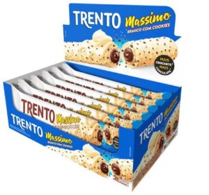 Trento Massimo Branco Cookies Peccin 480G
