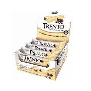 Trento Tradicional Chocolate Branco Peccin 512G