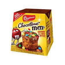 Mini Chocottone M&Ms Bauducco 80g