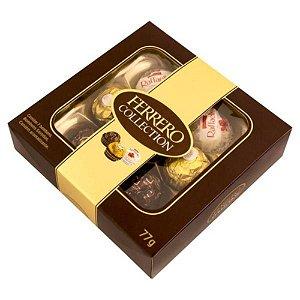 Bombom Ferrero Collection 77g