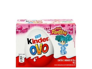 Ferrero Kinder Ovo Menina 40g