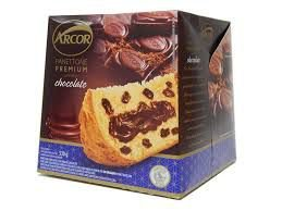 Panettone Arcor Chocolate 530g