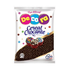 Cereal Crocante mini chocolate Decora 500g