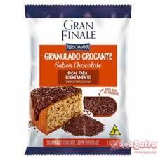 GRANULADO CROCANTE FLEISCHMANN GRAN FINALE 1,05KG