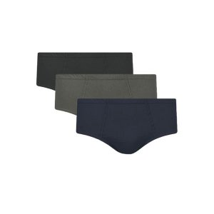 Kit 3 Cuecas Slip Plus Size Selene