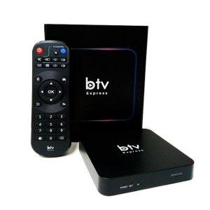 Btv E9 Express-Hd-Iptv-Wi-Fi-Hdmi