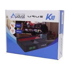 Receptor-AUDISAT URUS K10 - ACM-WIFI-Full HD