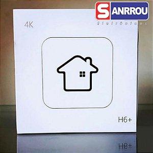 Receptor-HTV 6 + 4k-IPTV-16GB - Lançamento 2019 - Livre De Antenas