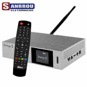 Receptor Duosat Prodigy S - Full HD / IKS / SKS/ CABO