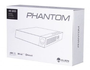RECEPTOR ALIEN ULTIMATE 4K ANDROID 7.0+16GB/2GB