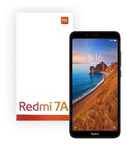 Smartphone Xiaomi Redmi 7A 32GB Versão Global Azul - Desbloqueado