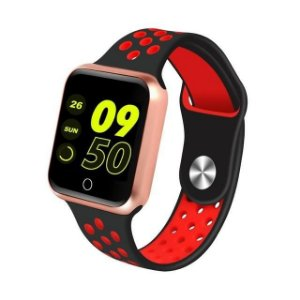 Relógio Smartwatch Max Fit TN23 42mm - iPhone e Android