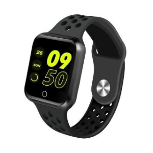 Relógio Smartwatch Max Fit TN23 42mm - iPhone e Android Black
