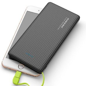 Carregador Portatil Power Bank Original Pineng 10000mah Dual Usb