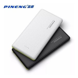 Carregador Portátil Power Bank+Original+Pineng 5000 mah Dual Usb