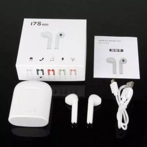 Fone Ouvido Bluetooth I7s 4.2 Par Tws Sem Fio