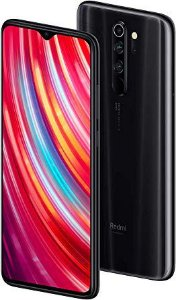 Smartphone Xiaomi Redmi Note 8 4GB Ram Tela 6.3 64GB Camera Quad 48+8+2+2MP - Black