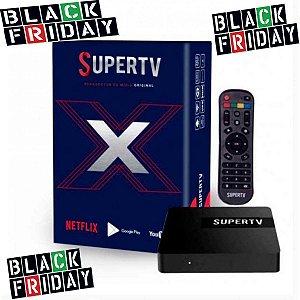 SUPERTV BLUE X LANÇAMENTO 2020- SMARTTV-4K-FILMES E SERIES