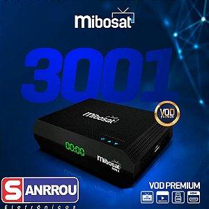 Receptor Mibosat 3001 Full HD Wi-Fi ACM