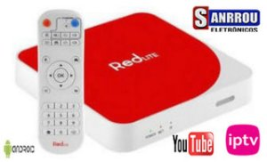 RECEPTOR  INTERNET RED LITE IPTV ULTRA HD WI-FI+VOD+4K