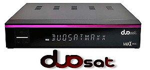 Receptor Duosat Maxx Hd iks sks h265 Ondemand Wifi