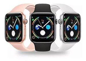 Smartwatch Iwo 10 Relógio Inteligente + Pulseira Extra