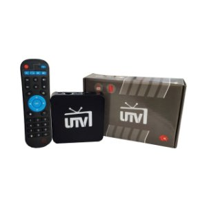 Receptor  Utv Lançamento+ vod+Series+4k