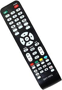 CONTROLE REMOTO TV LED CCE