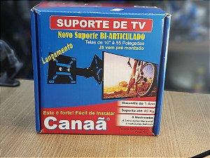 Suporte De Tv Bi- Articulado P/10 A 55 Até 40kg lançamento