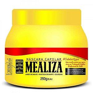 Máscara Capilar MeAliza Forever Liss 250g/ Menos preço da internet