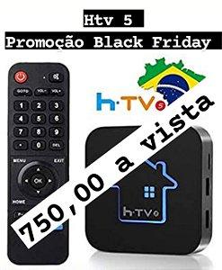 Htv 5 mega Promoção de Black Friday