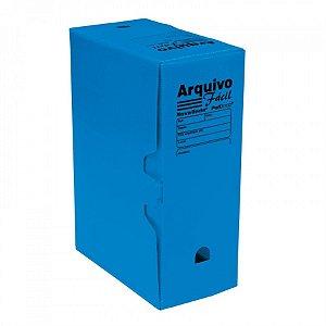 Arquivo morto polionda azul fácil Polibras 40709