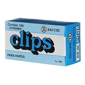 Clips N.8/0 500g Bacchi