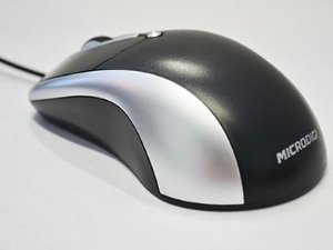 Mouse USB preto Microdigi MD-MS073