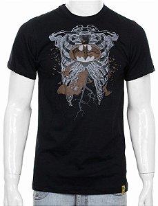 Camiseta Batman Bones - DC Comics