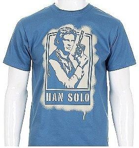 Camiseta Han Solo - Star Wars