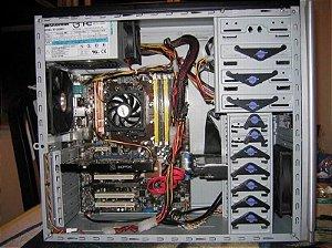 Montagem Externa e Interna de PCs