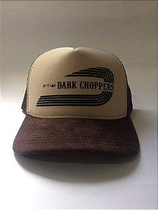 Boné Trucker Dark Choppers - FTW