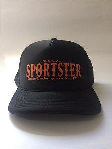Boné Trucker Dark Choppers - Sportster